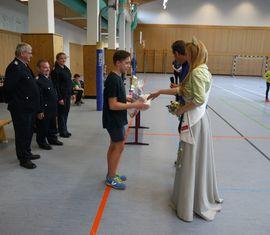 Gratulation dem 6. Platz - Forst (Lausitz)