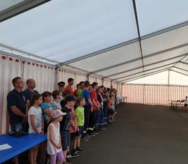 Abschlussbericht über das 2. Jugendlager der Kinder- und Jugendfeuerwehren des Amtes Peitz