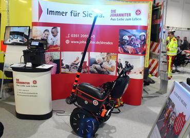 Besuch der Fachmesse Florian in Dresden