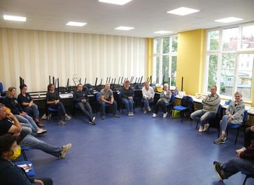 JuLeiCa Teil 1 Ausbildung im Katastrophenschutzzentrum des Landkreises Spree-Neiße